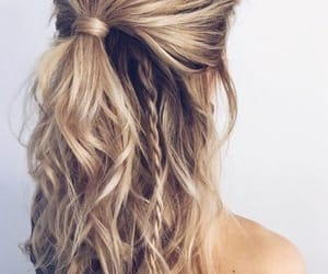 brand, hair, and pretty image
