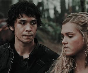 bellamy, bellamy and clarke, and gif image