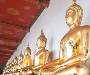 bangkok, Temple, and thailand image