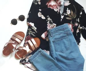 blogger, clothes, and combo image