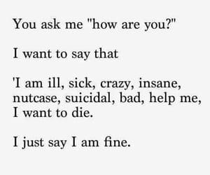 sad, suicidal, and bad image