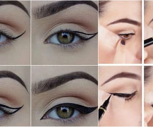 black, cat eye, and diy image