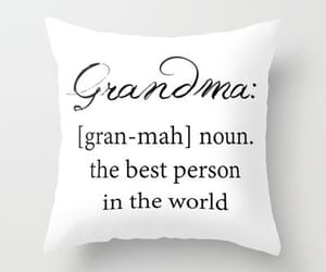grandparents gift, made to order, and throw pillow cover image