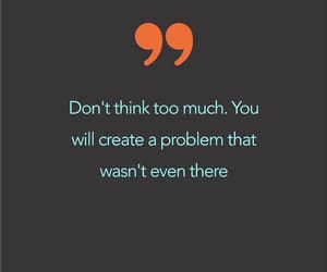 problems, quotes, and don't worry image
