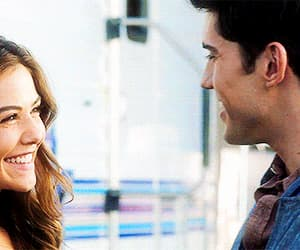 gif, carter jenkins, and bella thorne image