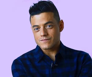 actor, funny face, and rami malek image