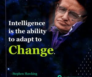 hawking, human, and pictures image