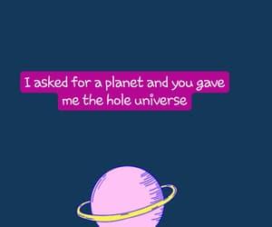 boyfriend, enjoy, and planet image