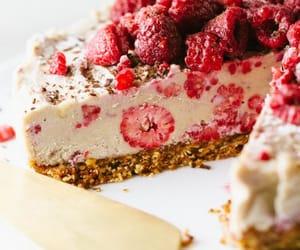 comida, delicioso, and frambuesa image