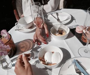 drinks, food, and luxury image