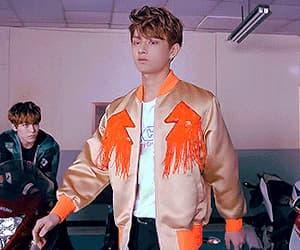 gif, korean boy, and jun image