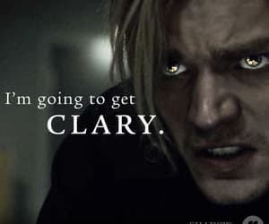 shadowhunters, clary fray, and jace herondale image