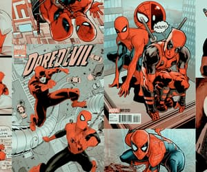 aesthetic, deadpool, and Marvel image