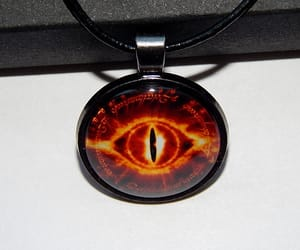 etsy, mordor jewelry, and lord of the rings image