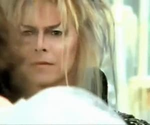 david bowie, labyrinth, and gif image
