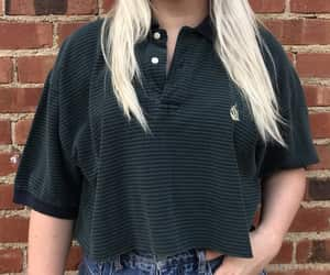 crop, grunge, and Polo image