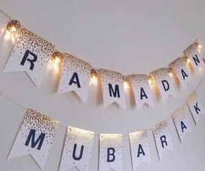 Ramadan and muslim image
