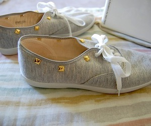 shoes, pretty, and pastel image
