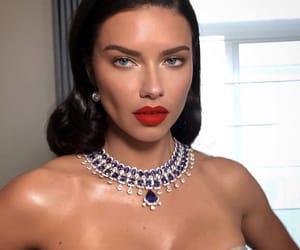 Adriana Lima, classy, and glam image