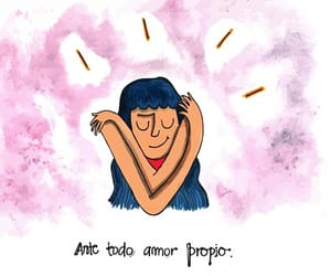 frases, women, and love image