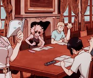 gif, boku no hero academia, and bnha image