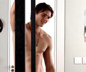 handsome, sexy, and noah flynn image
