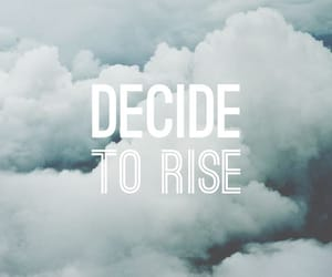 article, motivational, and rise image