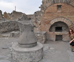 pompeii, travelitaly, and familyvacation image