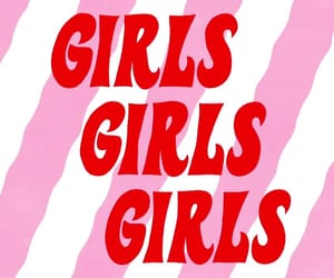 girls, music, and pink image
