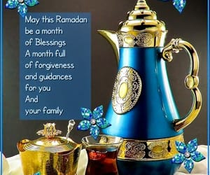 blue, Ramadan, and fasting image