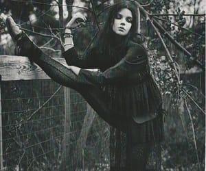 actress, elastic, and girl image
