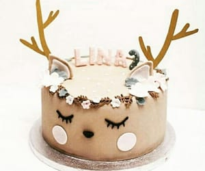 Biche, cake, and mignon image