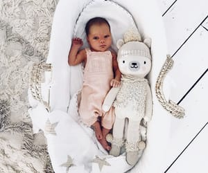 adorable, baby, and clothing image