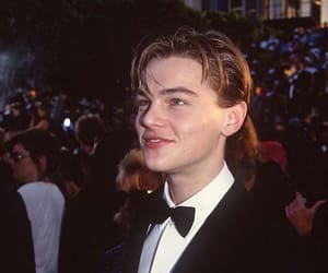 90s, leonardo dicaprio, and Hot image