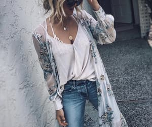 blogger, levis jeans, and lovely style image