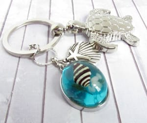 etsy, beach keychain, and car accessories image