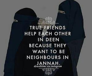 islam, jannah, and deen image