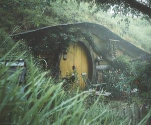 garden, hobbit, and jardim image