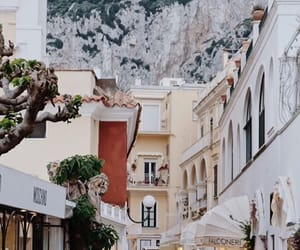 capri, nature, and places image