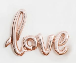 love, balloons, and wallpaper image