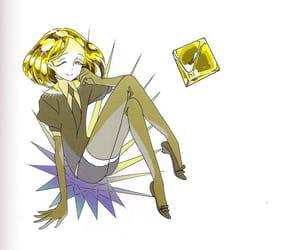 anime, zircon, and houseki no kuni image