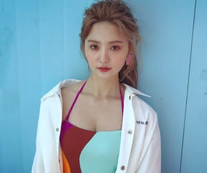 exid, kpop, and junghwa image