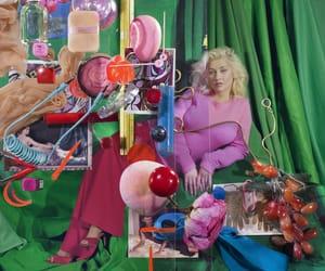 aesthetic, alternative, and christina aguilera image