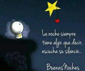 buenas noches image