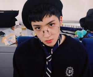 pentagon, wooseok, and kpop image