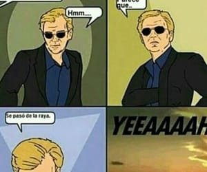 csi miami, funny, and meme image