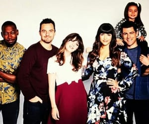 zooey deschanel, new girl, and hannah simone image