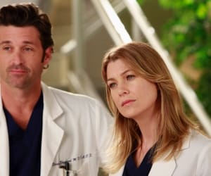grey's anatomy, meredith grey, and ellen pompeo image