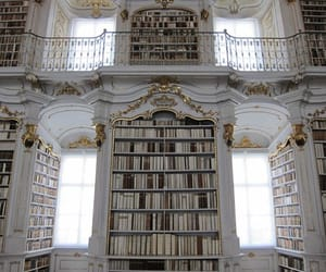 books, elegant, and library image