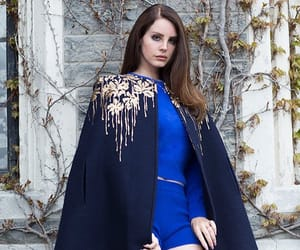 lana, del rey, and elizabeth grant image